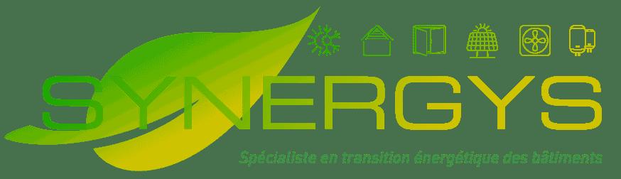 Groupe Synergys Logo
