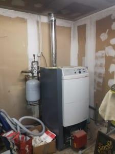 Changement d'une chaudière au fioul par une pompe à chaleur en action logement à Narbonne