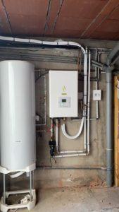Installation d'une Pompe à Chaleur AIR/EAU - Béziers 34500