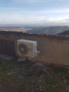 Installation d'une climatisation et d'un ballon thermodynamique - Félines minervois- Narbonne