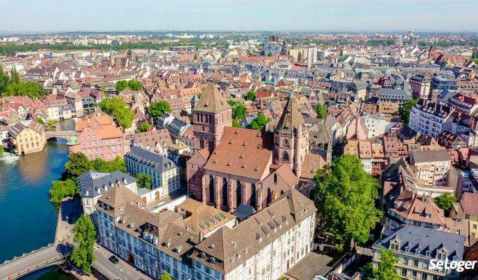 Les voitures diesels seront interdites à Strasbourg d'ici 2028