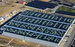 Solaire photovoltaïque : énorme gisement potentiel sur les toitures de France